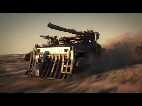 Crossout Intro Trailer