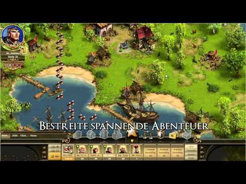 Die Siedler Online - Gameplay Trailer [DE]
